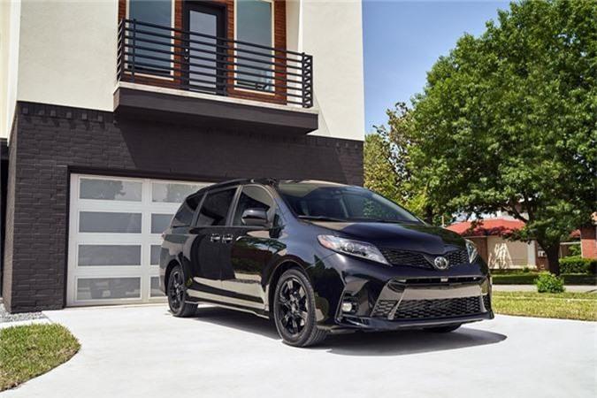 Toyota Sienna 2020.