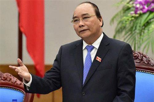 Thủ tướng Nguyễn Xuân Phúc. Ảnh: Dân trí.
