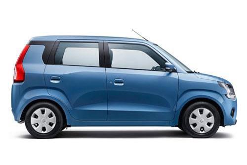 5. Maruti Suzuki Wagon R (doanh số: 67.728 chiếc).
