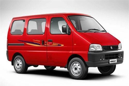 9. Maruti Suzuki Eeco (doanh số: 48.612 chiếc).