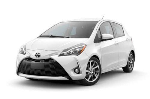 9. Toyota Vitz (doanh số: 37.305 chiếc).