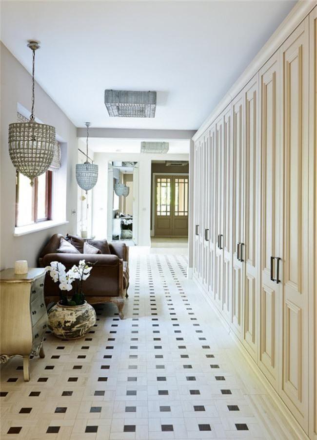 Ghi lại ngay vài tuyệt chiêu trang trí để lối hành lang của gia đình không còn nhàm chán - Ảnh 9.
