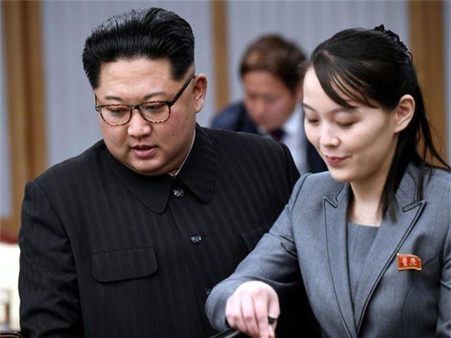 Người em gái quyền lực của ông Kim Jong-un thăm biên giới liên Triều - 1