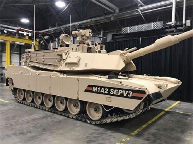 Truyen thong My day song ve phien ban M1 Abrams bi an tai Romania-Hinh-3