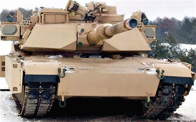 Truyen thong My day song ve phien ban M1 Abrams bi an tai Romania-Hinh-6