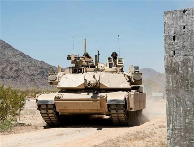 Truyen thong My day song ve phien ban M1 Abrams bi an tai Romania-Hinh-7