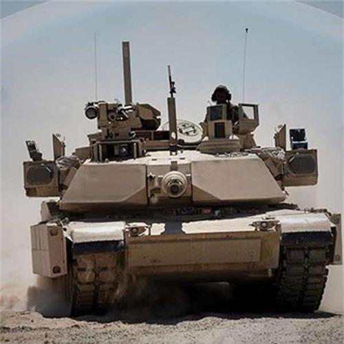 Truyen thong My day song ve phien ban M1 Abrams bi an tai Romania-Hinh-9