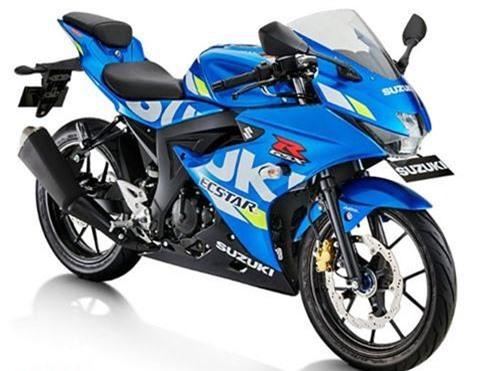 Suzuki GSX-R150.