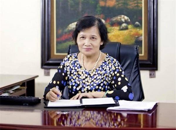 Bà Nguyễn Thị Đông, Chủ tịch Hội đồng quản trị kiêm Tổng giám đốc Công ty Cổ phần Hoa Lan (Hưng Yên)