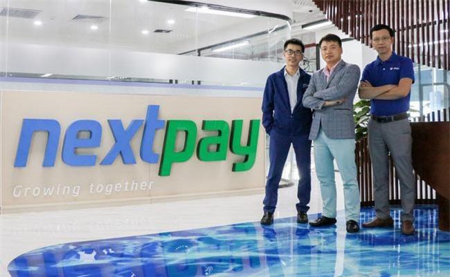 Ông Nguyễn Hữu Tuất, Giám đốc điều hành của mPOS sẽ trở thành CEO của NextPay, Ông Nguyễn Hòa Bình, người sáng lập Vimo sẽ là Chủ tịch của công ty mới, Ông Đỗ Công Diễn – Giám đốc điều hành của Vimo sẽ trở thành Giám đốc vận hành.