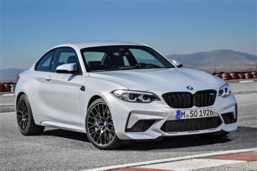 3. BMW M2 Competition 2019.
