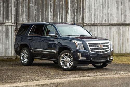 Cadillac Escalade 2019.