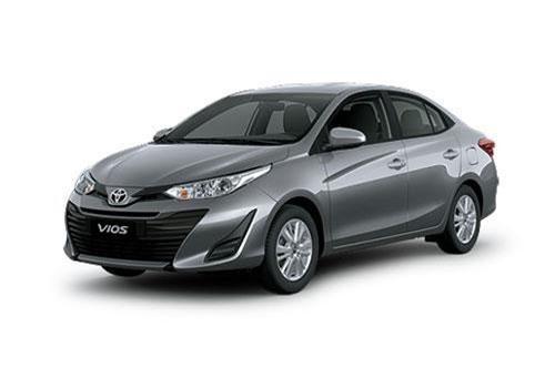 1. Toyota Vios (doanh số: 9.048 chiếc).