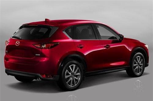 5. Mazda CX-5 (doanh số: 5.328 chiếc).