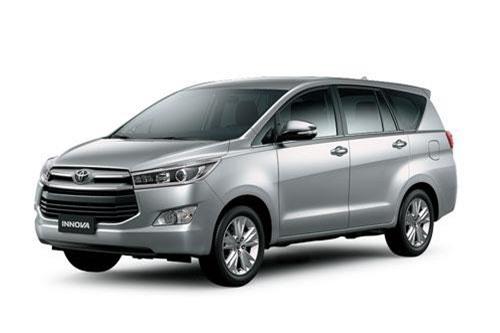 7. Toyota Innova (doanh số: 5.134 chiếc).