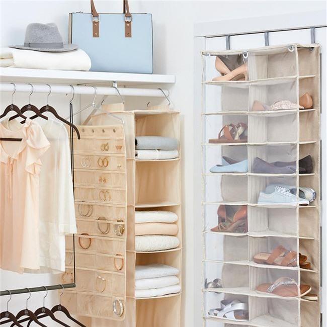 Những gợi ý nhỏ cho phòng thay quần áo sang chảnh hết cỡ - Ảnh 3.