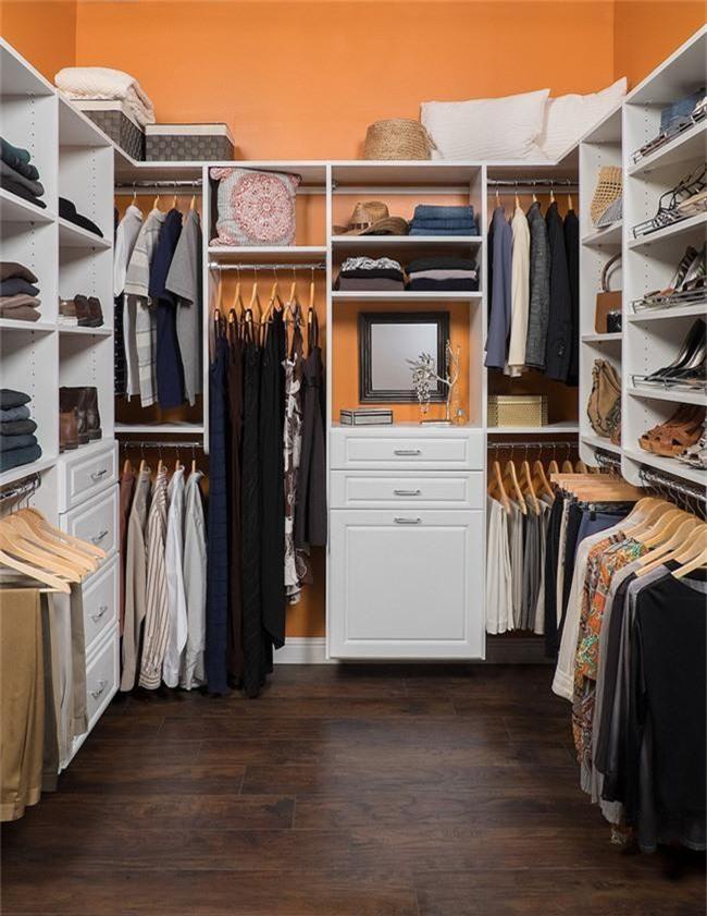 Những gợi ý nhỏ cho phòng thay quần áo sang chảnh hết cỡ - Ảnh 8.