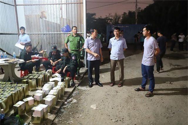 Phá đường dây xăng giả, công an Đắk Nông nhận thư khen của Bộ trưởng Tô Lâm  - 1