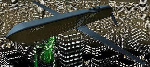 tên lửa champ xung điện từ vô hiệu hóa thiết bị điện tử bay tầm thấp Mỹ Triều Tiên  - ảnh 1