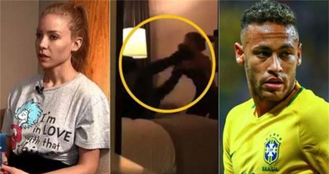 """Thoát án hiếp dâm, Neymar vẫn bị """"xử"""" vì tấn công phụ nữ - 1"""
