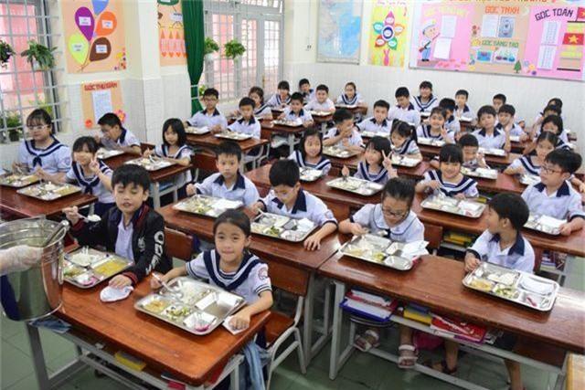 Trường Tiểu học thực hành Đại học Sài Gòn tuyển 180 chỉ tiêu trong năm đầu tiên - 1