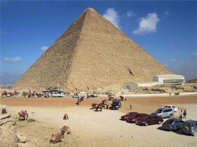 Vi sao Giza duoc