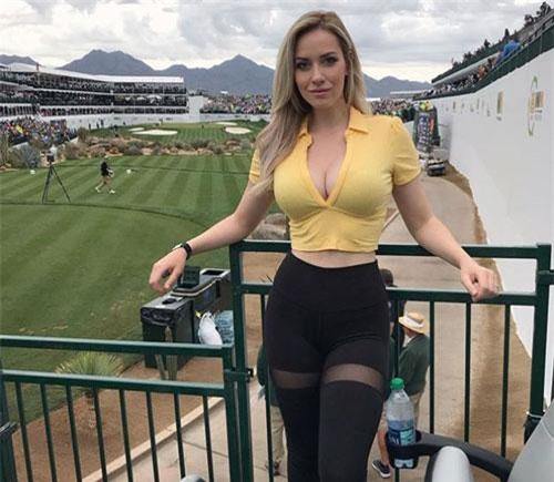 Nữ golf thủ này trở nên nổi tiếng kể từ khi cô tham dự giải đấu chuyên nghiệp ở Giải Ladies Europan Tour vào tháng 8/2015.