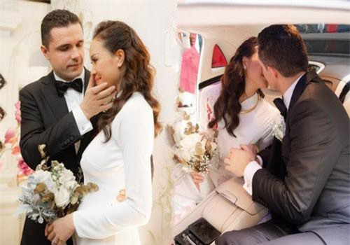Vợ chồng Phương Mai