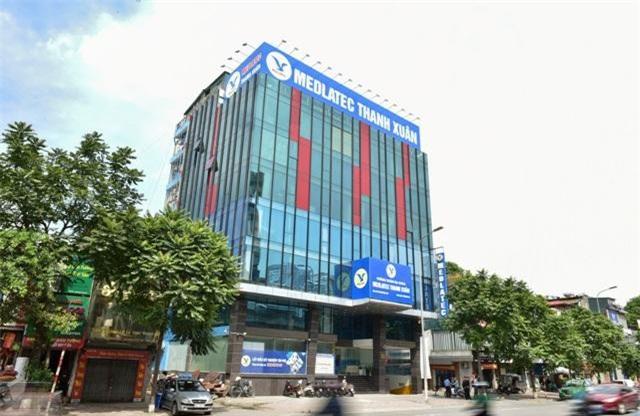 Phòng khám Đa khoa Medlatec Thanh Xuân, tại số 5 Khuất Duy Tiến, Thanh Xuân, Hà Nội