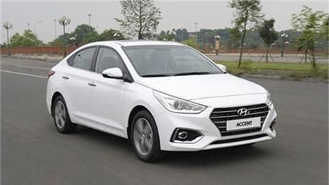 """Bỏ xa Honda City, Hyundai Accent giá rẻ """"rượt đuổi"""" Toyota Vios trong tháng 5/2019"""