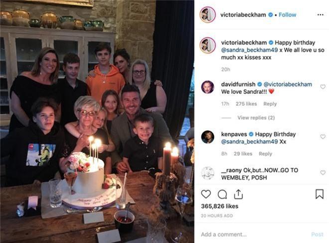 Brooklyn Beckham lại vắng mặt trong sinh nhật bà nội, Victoria ngay lập tức có động thái cho con trai cả ra rìa - Ảnh 1.