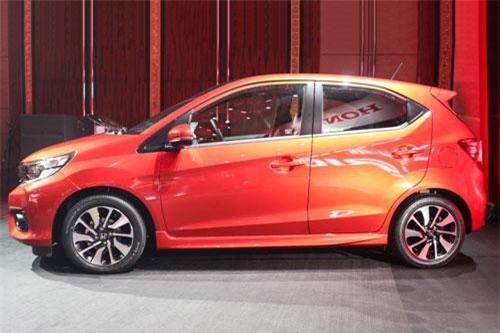 Honda Brio 2019 sẽ ra mắt tại Việt Nam trong tháng 6 này.