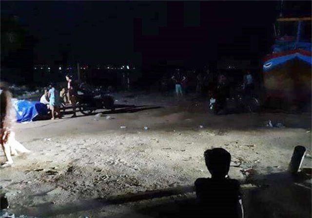 Lật ghe ở Vịnh Vân Phong, 3 người tử nạn - 1
