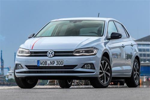 8. Volkswagen Polo (doanh số: 167.888 chiếc).