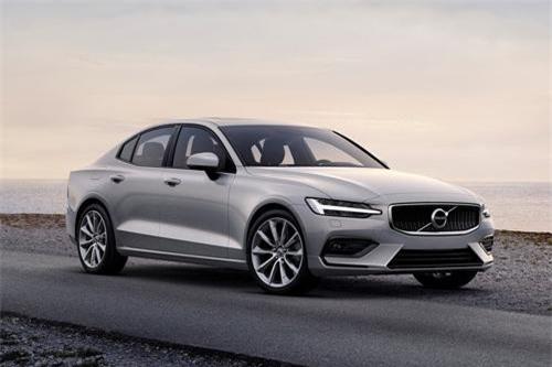 Volvo S60 2019.