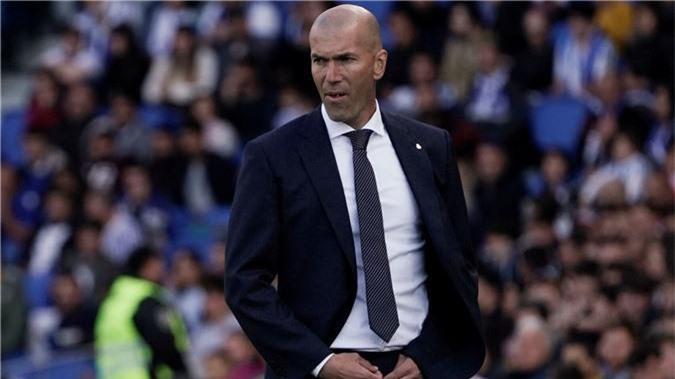 Hé lộ hạn chót HLV Zidane đề ra cho BLĐ Real để thanh lý toàn bộ 12 hàng thừa