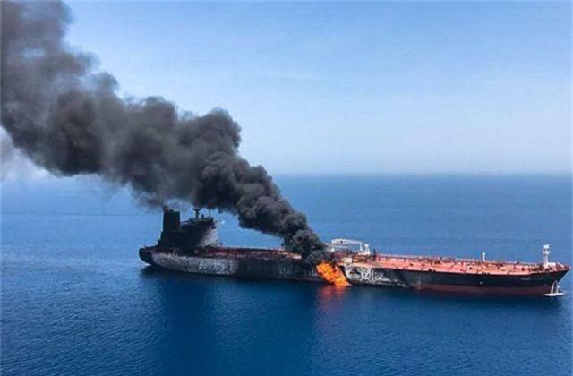 """Iran """"tố ngược"""" Mỹ tấn công tàu dầu, Washington cân nhắc phương án quân sự - 2"""
