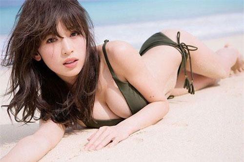 """Người đẹp 8x từng """"gây sốt"""" với vai diễn Thủy thủ Sao Thủy trong Thủy thủ Mặt Trăng - phiên bản live action của Nhật Bản khi mới 15 tuổi."""