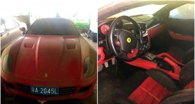 Xe sang Ferrari rao bán giá rẻ giật mình, chưa đến 6 triệu đồng - 1