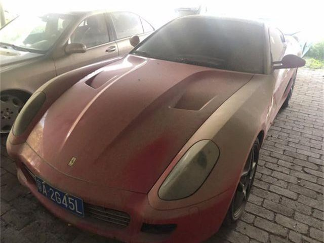 Xe sang Ferrari rao bán giá rẻ giật mình, chưa đến 6 triệu đồng - 2