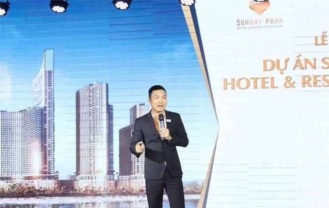 CEO Tâm Real Nguyễn Anh Tuấn chia sẻ về dự án (Ảnh: VH)