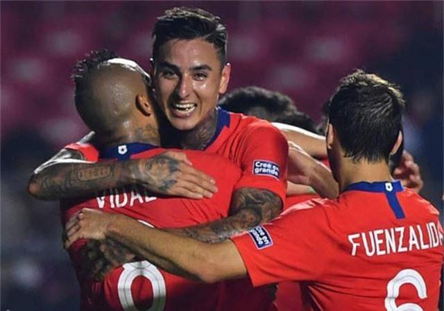 Copa America 2019: ĐKVĐ Chile thắng nhàn ĐT Nhật Bản - Ảnh 4.