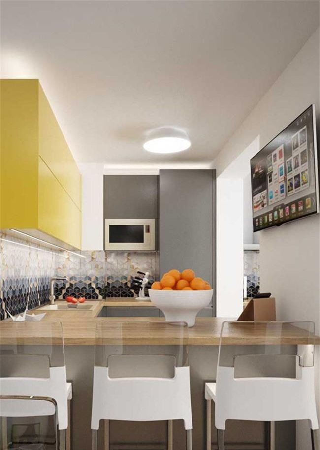 Khám phá tuyệt chiêu có được một căn bếp gia đình hiện đại một cách dễ dàng - Ảnh 7.