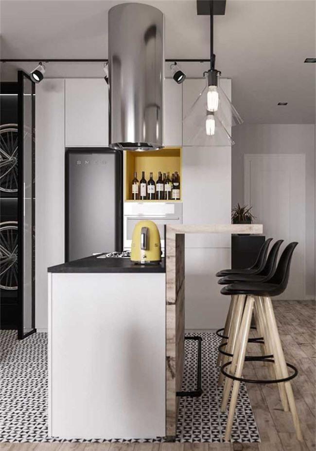 Khám phá tuyệt chiêu có được một căn bếp gia đình hiện đại một cách dễ dàng - Ảnh 8.