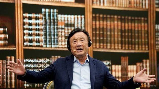 Ông chủ Huawei thừa nhận lệnh cấm của Mỹ đau hơn dự kiến - Ảnh 1.