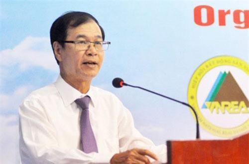 Ông Nguyễn Mạnh Hà, nguyên Cục trưởng Cục Quản lý nhà và thị trường bất động sản, Phó chủ tịch Hiệp hội Bất động sản Việt Nam.