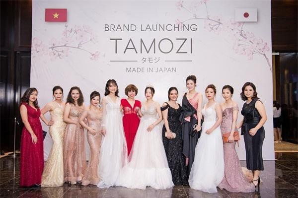 Từ trước lễ ra mắt, TAMOZI DIET đã được các đối tác, khách hàng trong và ngoài nước tin tưởng hợp tác