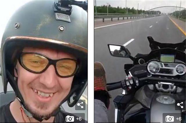 Dùng chân lái xe với tốc độ 130 km/giờ, tay nhắn tin, thanh niên gặp cái kết thảm khốc - 1