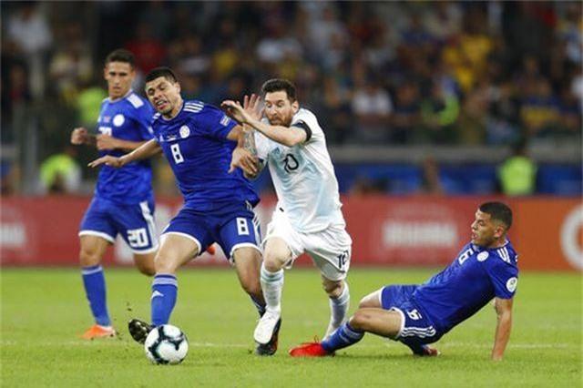 Messi ghi bàn, Argentina may mắn thoát thua Paraguay - 6