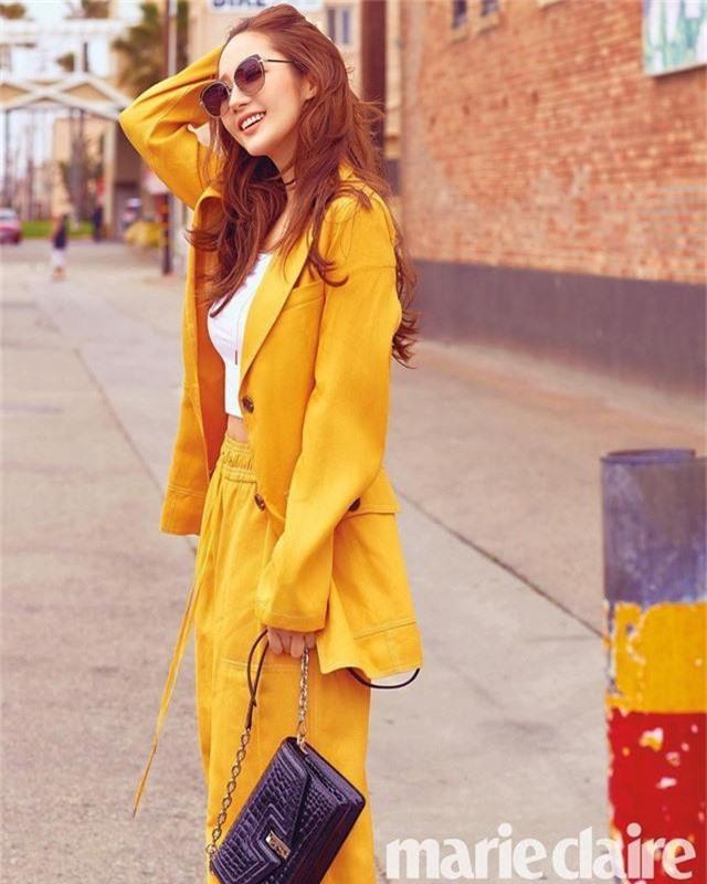 Park Min Young khó thoát khỏi vai diễn trong Her private life - Ảnh 4.